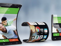 LG smartphone ripiegabile