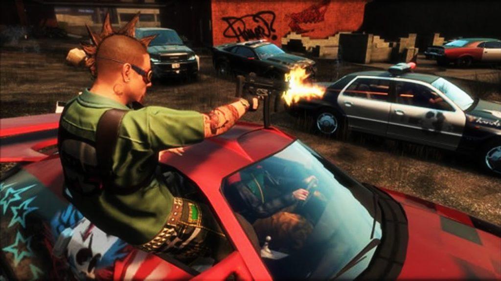 gangstar new orleans il simulatore di delinquente stile gta in arrivo su ios. Black Bedroom Furniture Sets. Home Design Ideas