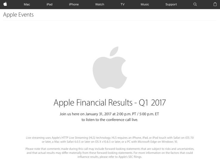 risultati finanziari Q1 2017