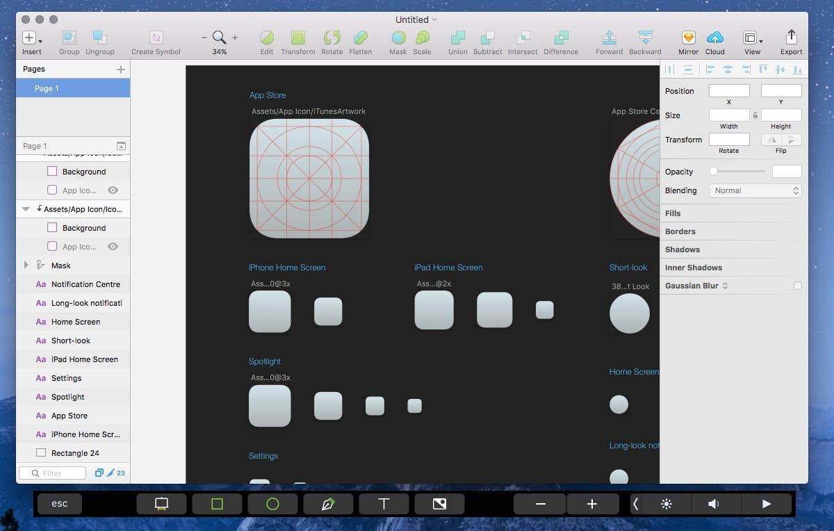 Sketch 4 2 il software culto per grafica e design ora for Software gratuito per il layout del garage