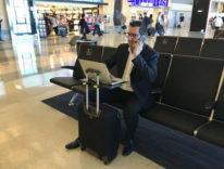 SMARTOO Travel Desk, dal CES il tavolino tutto fare per viaggiatori frequenti