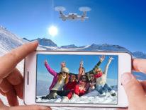 SELFLY, il drone per selfie grande quanto la cover di un iPhone