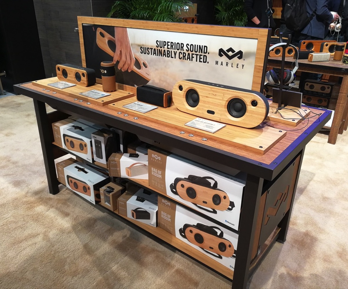 the house of marley ces2017