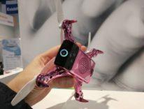 Al CES 2017 Alpha Cam di Sunly Tech, il drone… tascabile