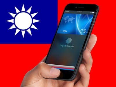 Apple Pay Taiwan