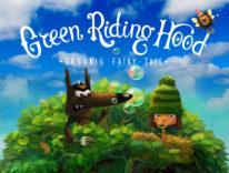Gratis Cappuccetto Verde, ebook e mini giochi nella favola tutta rivisitata su iOS
