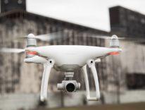 "DJI lavora per mettere le ""targhe"" ai droni"