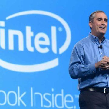 Brian Krzanich, CEO di Intel