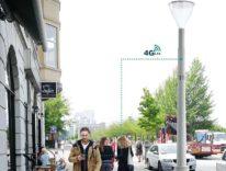 Oltre la luce, i lampioni smart Philips ed Ericsson cambiano la città con luci LED e celle 4G LTE