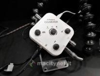 Roland GoMixer al MWC17: il mixer audio compatto per smartphone è arrivato