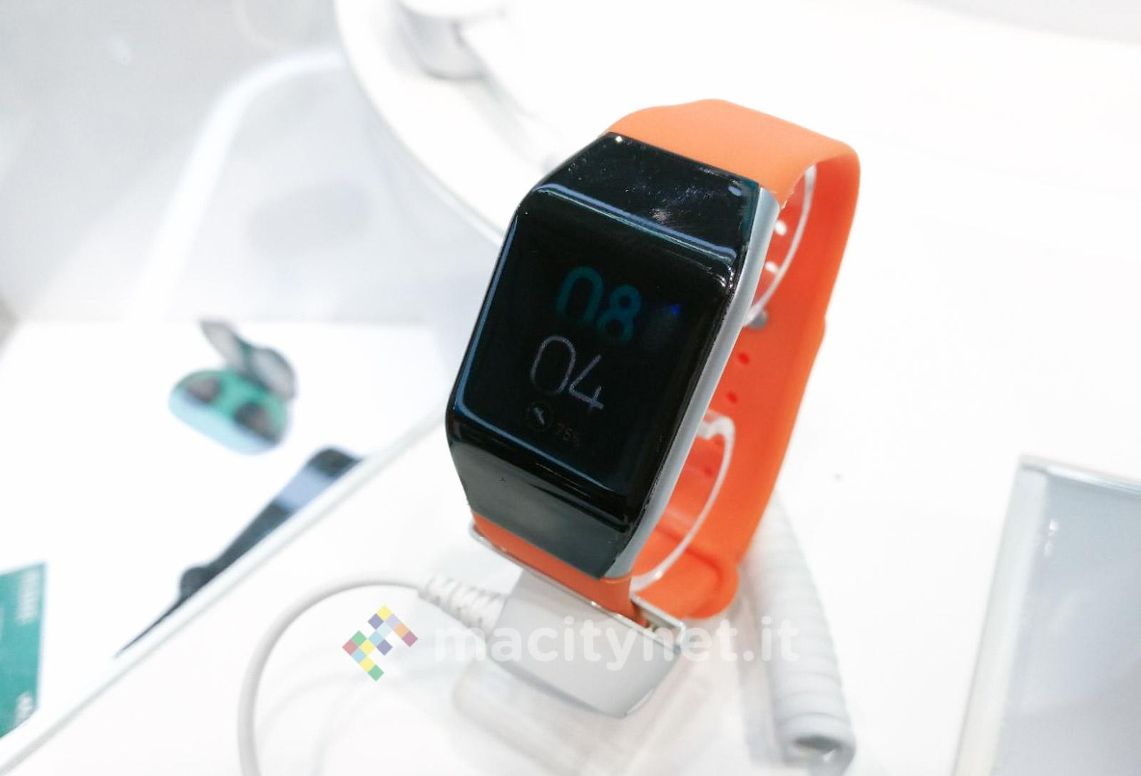 Wiko smartband