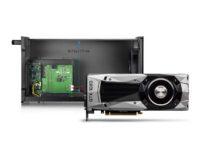 AKiTiO Node, il box Thunderbolt 3 collegato ai MacBook Pro mostra i muscoli delle schede video Nvidia