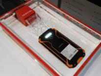 Oukitel K10000 Pro, K6000 Plus e U20 Plus Jet Black in mostra al MWC17