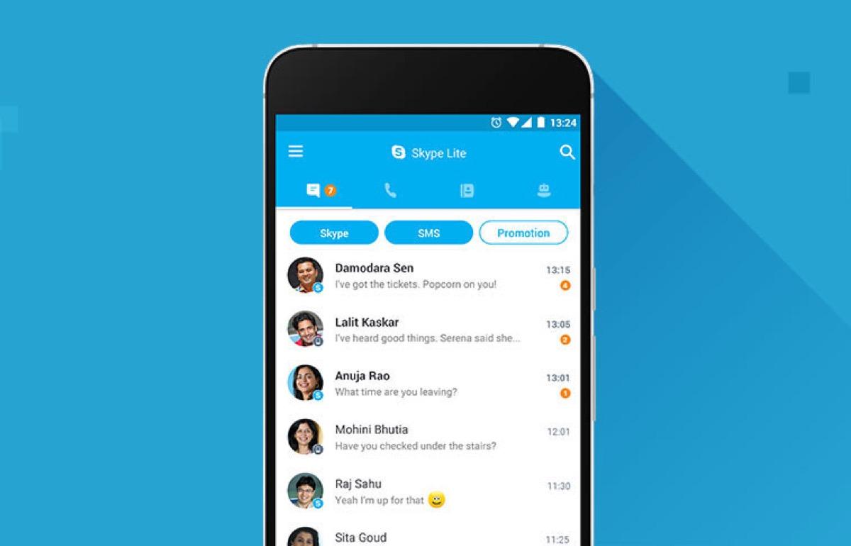 Skype Lite