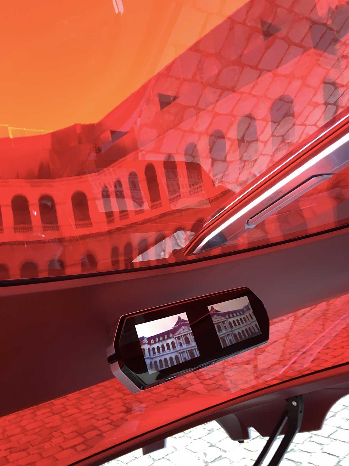Parigi I Materiali Nobili Di Les Curieuses : Renault trezor è la concept car più bella del