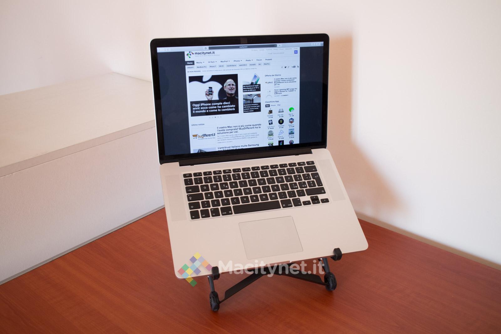 Daping supporto MacBook