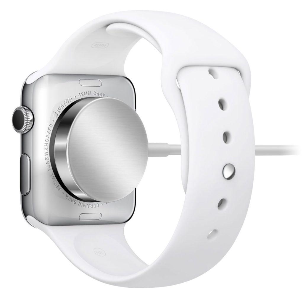 apple watch ricarica
