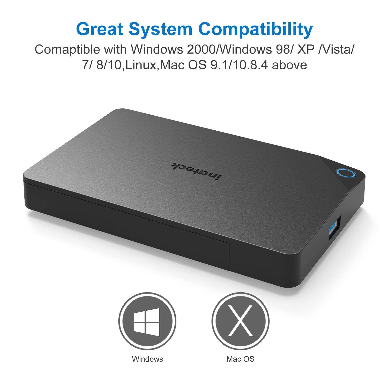 """Custodia Inateck, trasforma HD e SSD 2.5"""" in disco USB: sconto 12,74 euro"""
