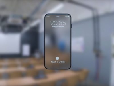 concept iphone 8 trasparente 2