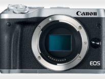 Provaci ancora Canon: ecco EOS M6, sesta mirroless