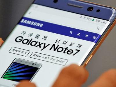 Galaxy Note 7 ricondizionati