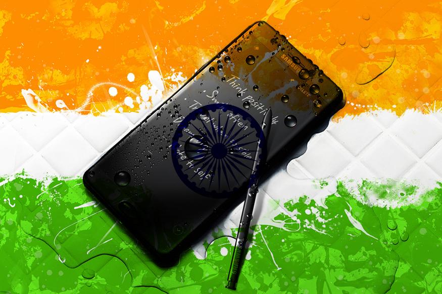 Galaxy Note 7 ricondizonato India