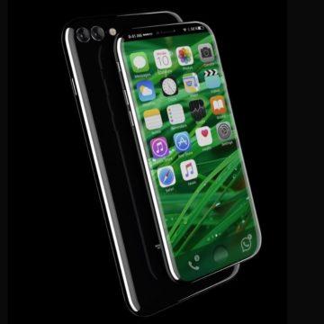 iPhone 8 scanner iride