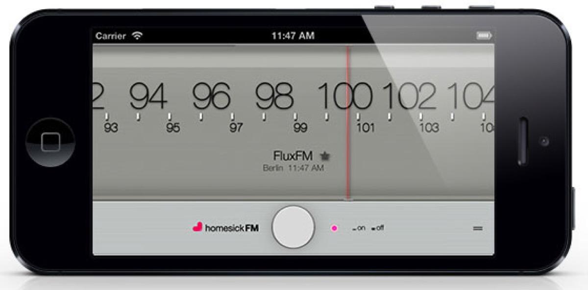 radio FM iPhone