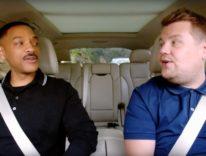 Carpool Karaoke inizia l'8 agosto con Will Smith e James Corden, nuovo trailer di Apple