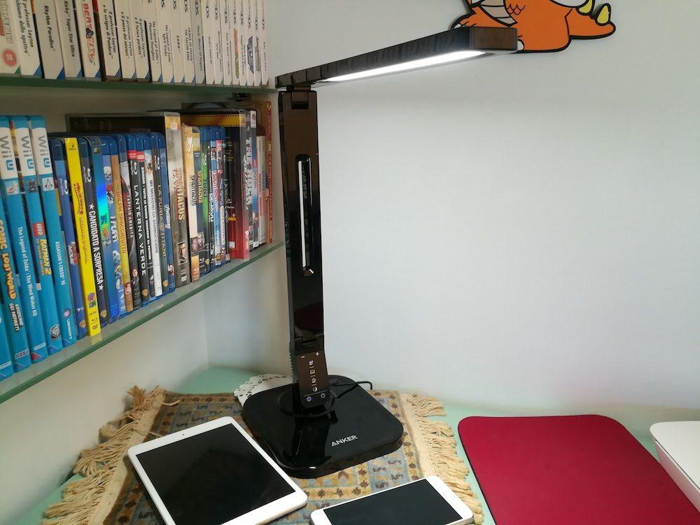 lampada a LED Anker