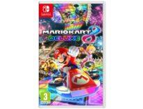 Mario Kart 8 Deluxe, Splatoon 2 e Arms sono pronti per Nintendo Switch