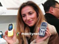 Confronto tra vecchio e nuovo Nokia 3310 nella galleria di Macitynet