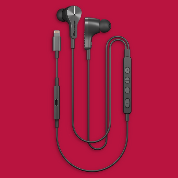 pioneer rayz plus icon 740 rosso