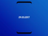 Signori e signore, ecco il Galaxy S8