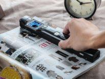 Scanner da borsa per acquisire immagini senza Mac: sconti da 47 euro