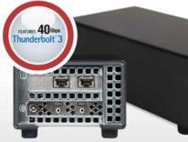 Sonnet, adattatore Dual-Port 10 Gigabit Ethernet (10GbE) per Thunderbolt 3