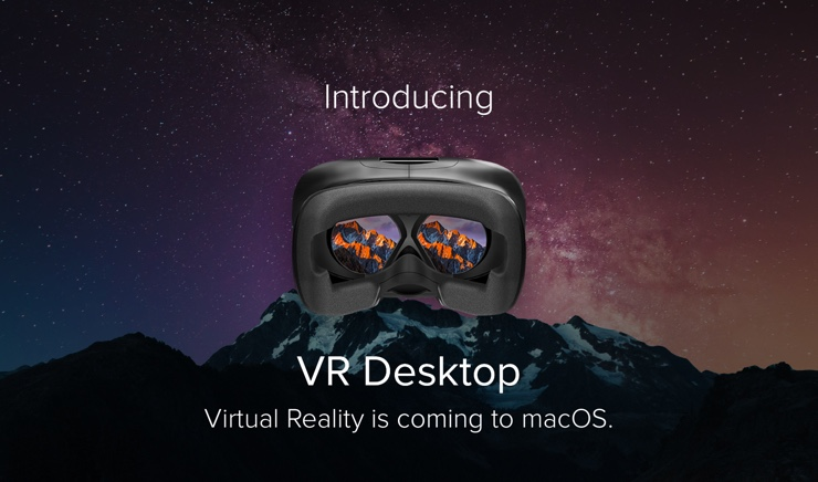vr desktop mac 740