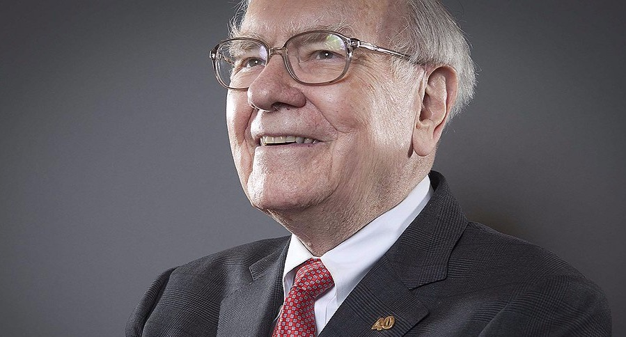 Warren Buffett 17 miliardi