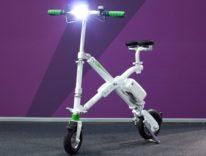 Al MWC17 Archos entra nell'Urban Mobility con l'eScooter eco friendly