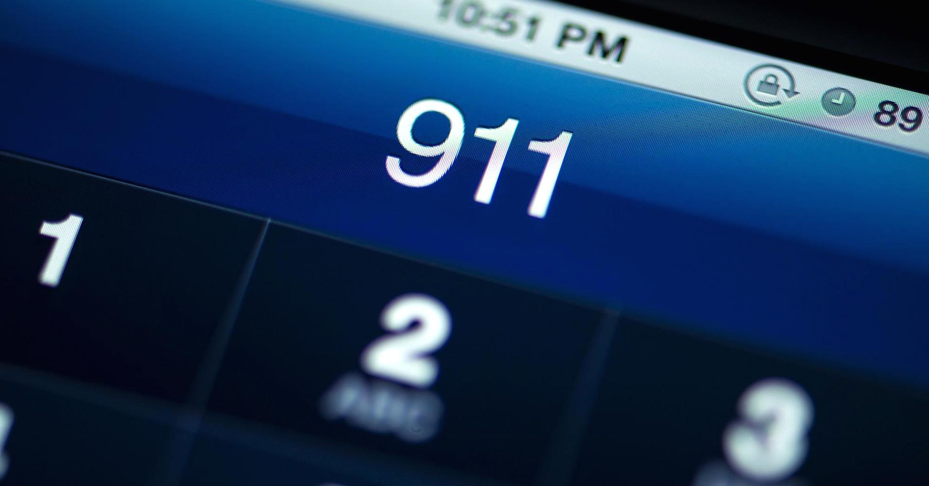 911 chiamate emergenza