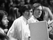 Jobs bello come un dio, Wozniak magro in Apple II Forever, il primo vero Keynote Apple