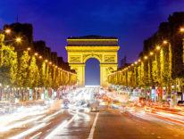 Parigi, iniziati i lavori per il nuovo Apple Store sugli Champs Élysées