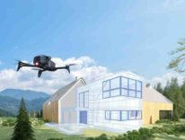 Parrot Bebop-Pro 3D Modeling, la soluzione per i professionisti dell'edilizia