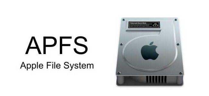 APFS HFS+