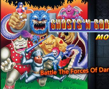 Ghosts n Goblins Mobile 10