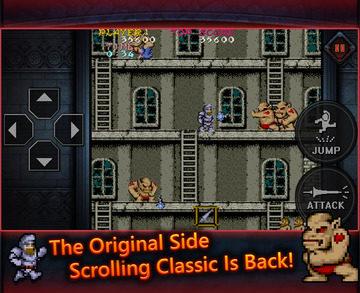 Ghosts n Goblins Mobile 11