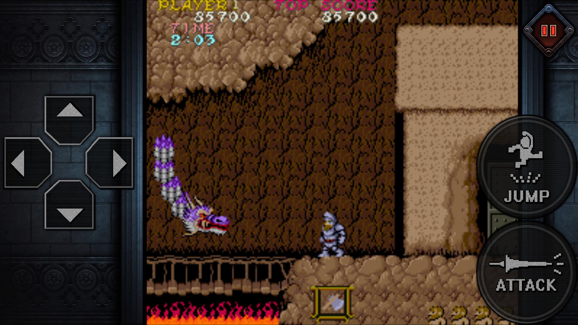 Ghosts n Goblins Mobile 4