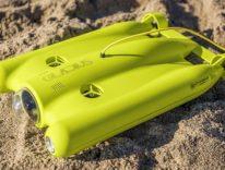 Gladius, il drone marino che registra in 4K