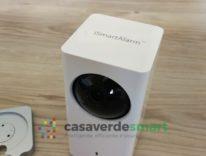 Recensione iCamera Keep iSmartAlarm, la sicurezza in casa a 360 gradi