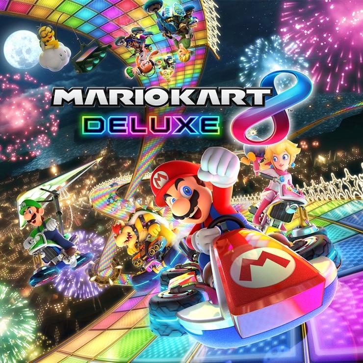 Mario Kart 8 Deluxe icon 740